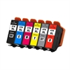 T378XL / T478XL High Capacity Compatible Ink Cartridges Equivalent to Epson 378 / 478 Squirrel Series - 6 item Multipack
