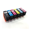 Full Set of Compatible Ink Cartridges to replace Epson 378 Squirrel Series - 6 item Multipack