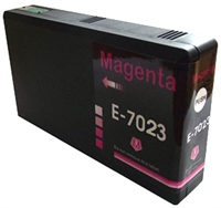 T702 - T7023 / E7023 - Epson Compatible Magenta XL Ink Cartridge