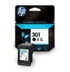 HP 301 Black Original Printer Ink Cartridge - HP301