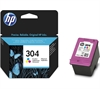HP 304 Colour Original Printer Ink Cartridge - HP304 N9K05AE