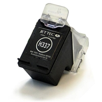 HP 337 Black JetTec Remanufactured Ink Cartridge