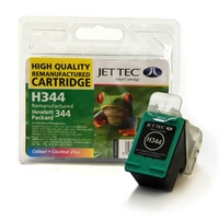 HP344 Colour Remanufactured Ink Cartridge H 344