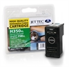 HP 350 High Capacity Black Remanufactured Ink Cartridge H 350XL
