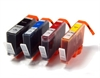 HP364 Compatible 4 Item Multipack Ink Cartridges HP 364