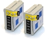 HP 88 Black Compatible Ink Cartridges - 2 item multipack /  9396A