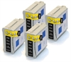 HP 88 Black Compatible Ink Cartridges - 4 item Multipack / 9396A