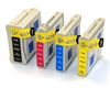 HP 88 Compatible Ink Cartridges - 4 item Multipack
