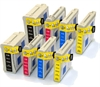 HP 88 Compatible Ink Cartridges - 8 item Multipack