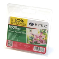 HP Officejet 7000 - H920 Magenta Remanufactured High Capacity Printer Ink Cartridge - HP920XL