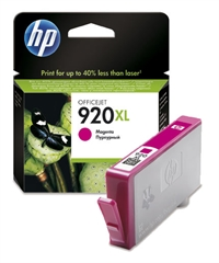 HP920 - HP 920 Magenta Original High Capacity Printer Ink Cartridge - HP920XL