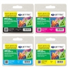 H934XL & H935XL Full Set of 4 High Capacity JetTec Remanufactured Ink Cartridges HP934XL HP935XL