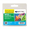 H935XL Cyan High Capacity JetTec Remanufactured Ink Cartridge HP935XL