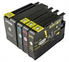 HP950XL-HP951XL Black, Cyan, Magenta & Yellow Compatible Ink Cartridges - 4 item Multipack