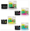 HP932 - HP933 XL Black and Colour HP Remanufactured Ink Cartridges - 4 item Multipack