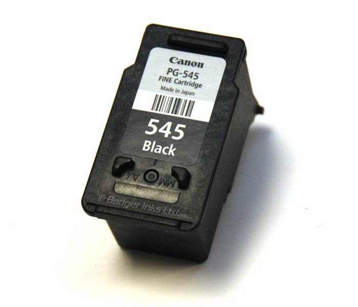 pg 545xl black original canon printer ink cartridge canon 545 pg545xl. Black Bedroom Furniture Sets. Home Design Ideas