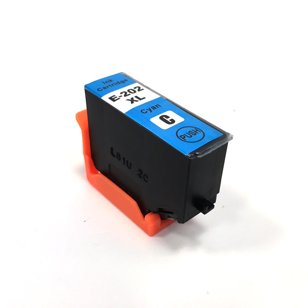 T202XL Cyan Compatible Ink Cartridge Kiwi Inks
