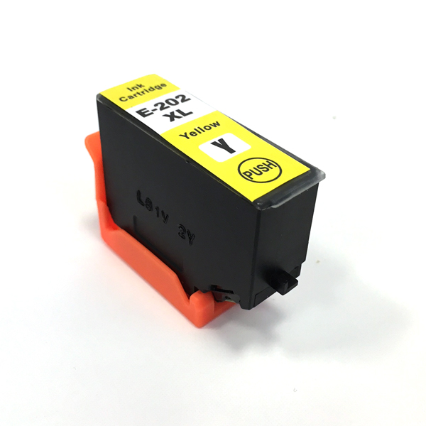 T202XL Yellow Compatible Ink Cartridge Kiwi Inks